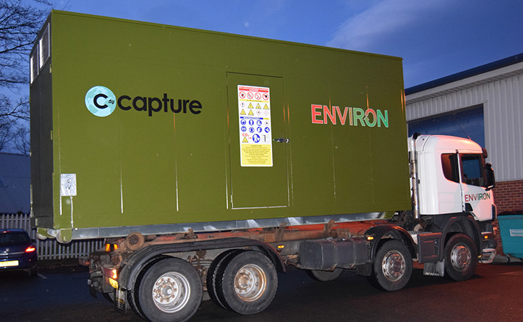 C-Capture Lorry