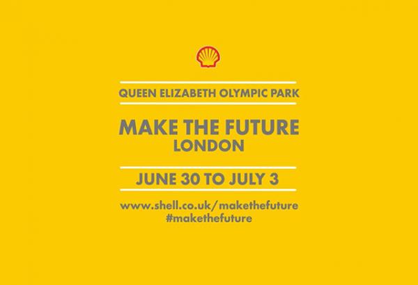 Shell make The Future