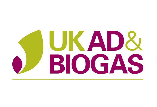 UK AD % BIOGAS