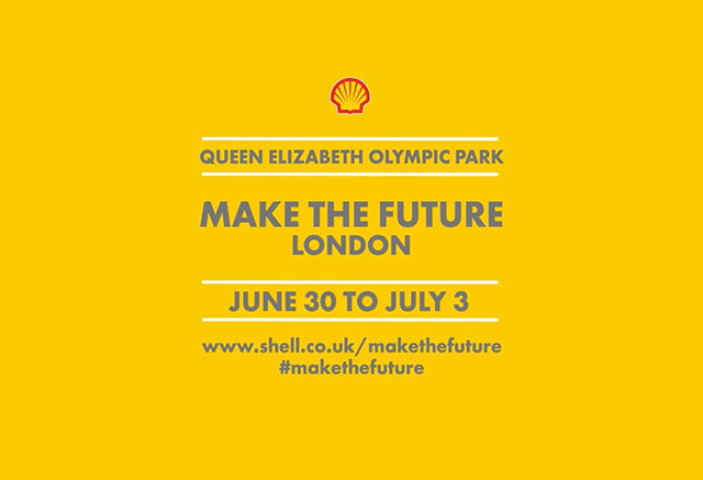 Shell make The Future